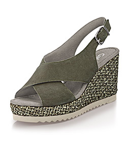 Gabor Wedges