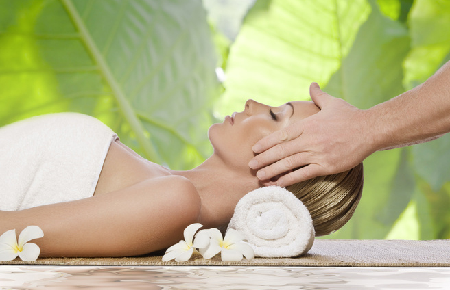 Wellness Oase Entspannung Beauty Pflege